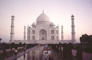 Taj Mahal (India). Fonte: Unesco