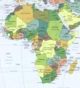 Africa (mappa)