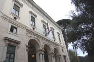 Edificio dove si è tenuta la presentazione (Cnel, Roma)