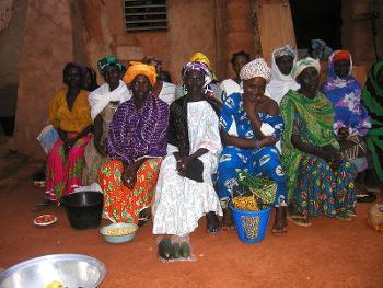 Donne del Burkina Faso
