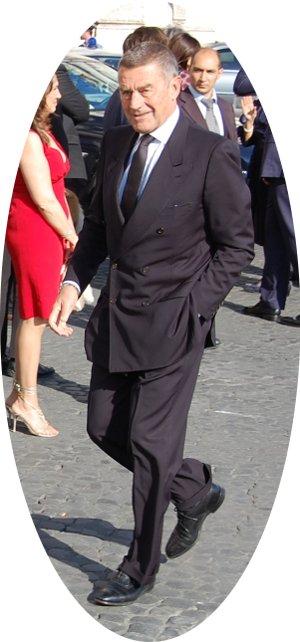 Ministro della Salute Ferruccio Fazio
