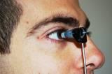 Misurazione della pressione oculare con tonometro