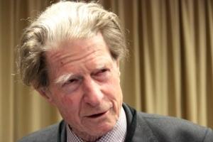 Il Premio Nobel per la medicina John Gurdon
