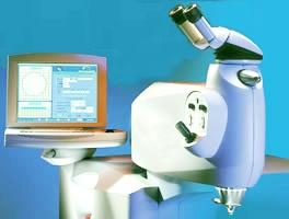 Immagine: apparecchio laser