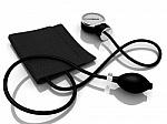 Strumento per la misurazione della pressione sanguigna (sfigmomanometro)