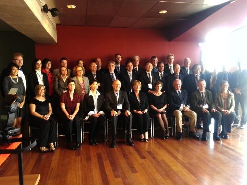 Summit di Barcellona 16-18 aprile 2013 (foto dei partecipanti)