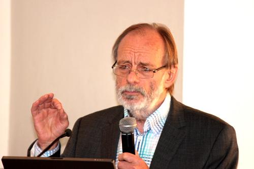 Ian Banks, Presidente di EFAB