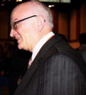Bob McMullan, Presidente della IAPB internazionale