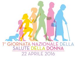 Giornata nazionale della salute della donna 2016